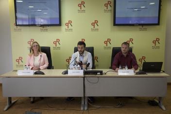 Patricia Pobrić, Demir Hodžić, Dragan Sošić