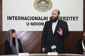 Muamer Zukorlić fakultet Novi Pazar