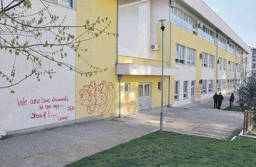 Grafiti, Budva