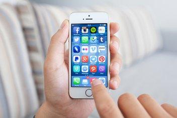 telefon, aplikacije