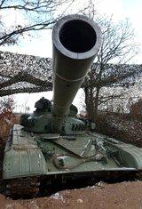 Tenk, vojska