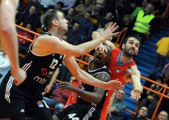 Cedevita - Partizan
