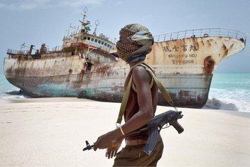Somalija gusari