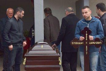 Slobodan Šaranović sahrana