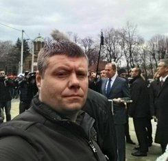 Nemanja Ristić Sergej Lavrov
