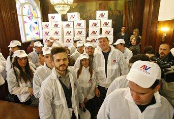 Vučić kampanja SNS
