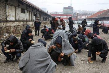 izbjeglice Srbija