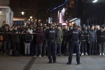 Njemačka, policija, Dizeldorf