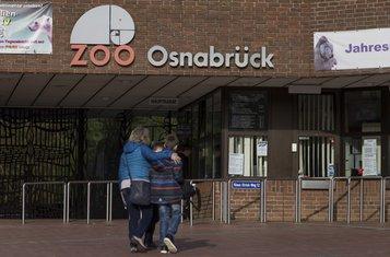 zoo vrt, Osnabrik