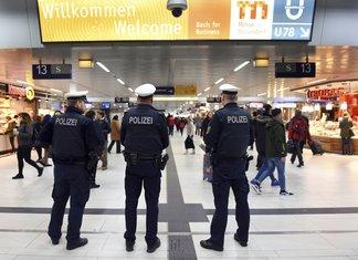 njemačka policija, Esen