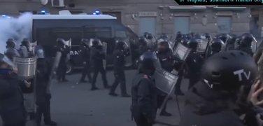 Napulj, protest