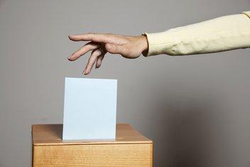 Glasanje, glasačka kutija