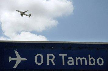 Johanesburg, aerodrom