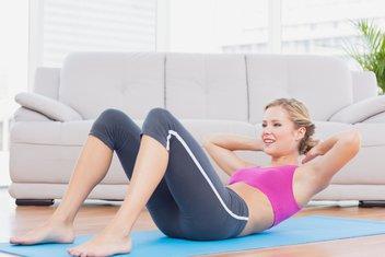 vježbe, fitnes