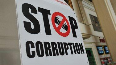 Stop, korupcija