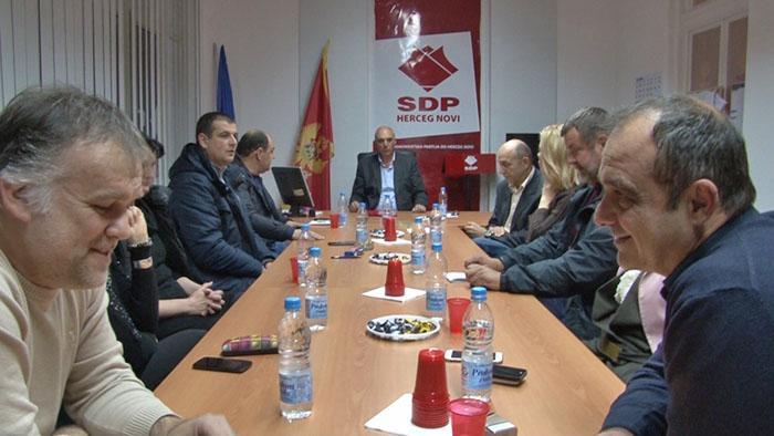 opozicija Herceg Novi