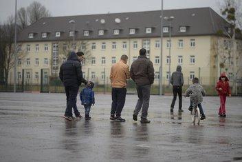 Izbjeglice, Njemačka