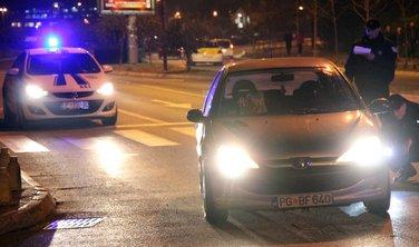 Podgorica udes hotel City