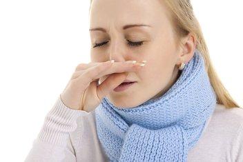 prehlada, sinusi