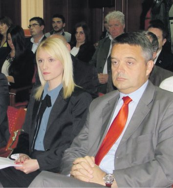 Anela Kriještorac, Ljubiša Ćurčić