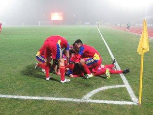 Fudbalska reprezentacija Andore