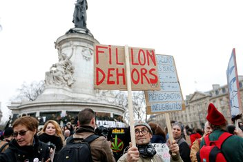 protest Pariz
