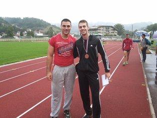 Tomaš Đurović i Blagota Petričević