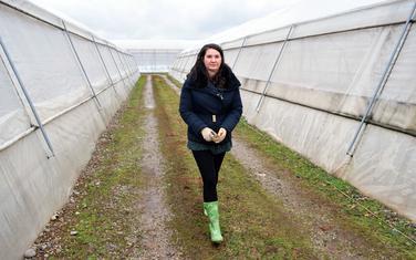 Naučila sve o poljoprivredi