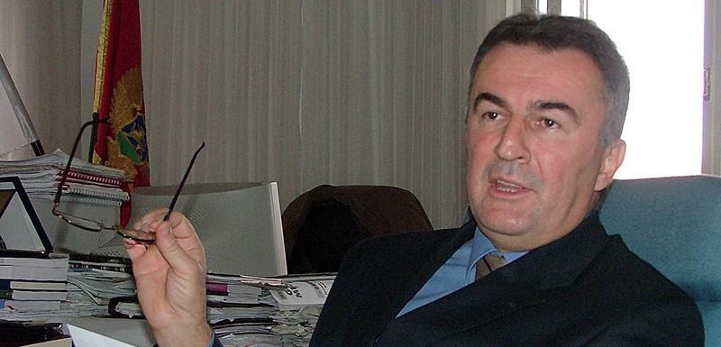 Administrativni odbor odlučuje u petak: Vukčević