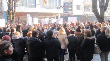 protest majki, Bijelo Polje