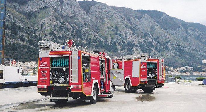 Vatrogasci Kotor
