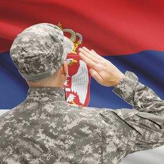 Srbija, vojska