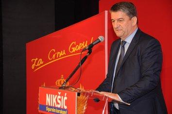 Veselin Grbović, DPS, Nikšić
