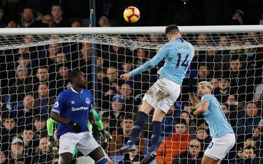 Laport postiže prvi gol za Siti na Gudisonu