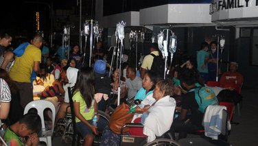 Filipini zemljotres