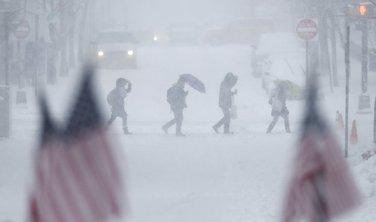 snijeg SAD