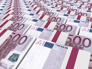 Novac, pare, 500 eura