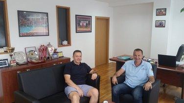 Igor Kolaković i Cvetko Pajković