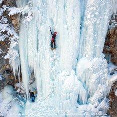 alpinisti, kanjon Tare