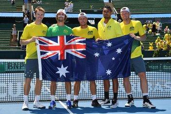 Dejvis kup reprezentacije Australije