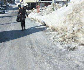 Žabljak, snijeg, led