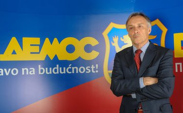 Miodrag Lekić, DEMOS