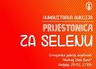 humanitarna akcija, prijestonica, Selena Mandić