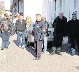 ŽEljeznica Crne gore sindikat protest