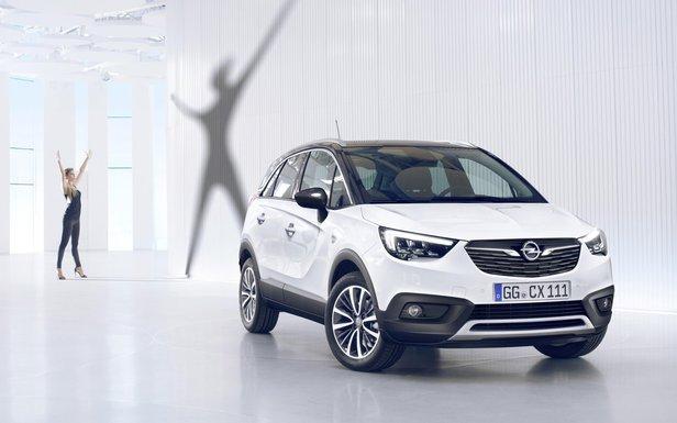 Opel Kroslend X