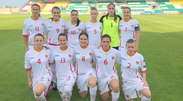 Ženska fudbalska reprezentacija
