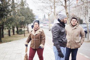 protest, Patricija Pobrić, Demir Hodžić