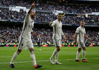 Serhio Ramos Real Madrid