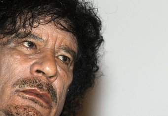 Libija, Moamer Gadafi