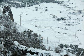 snijeg Malaga